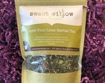 Love Your Liver Herbal Tea