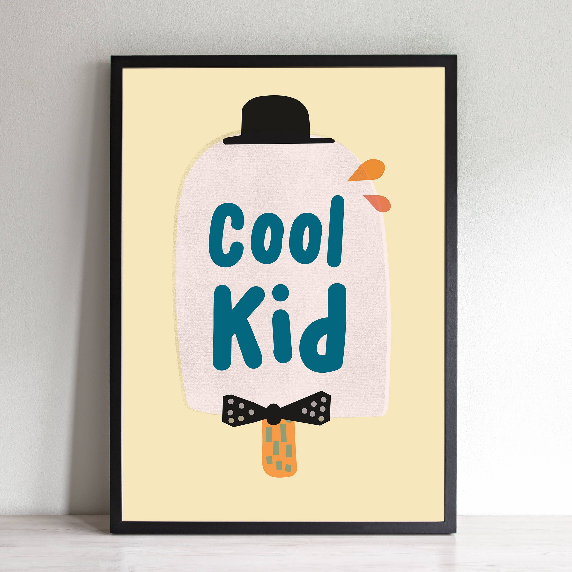 Great Ice Cream Wall Art Contemporary - The Wall Art Decorations ...