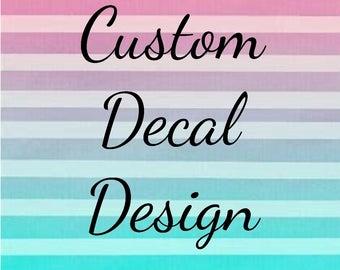 Vinyl Cutout Etsy - Custom vinyl cutout stickers