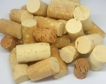 10 x corks
