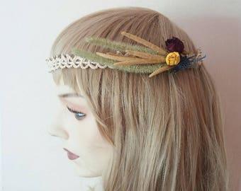 Hippie band hairband Boho hairband hair accessoires