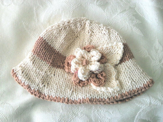 Knitted Hat Pattern Instant Download Baby Hat Pattern Knitting