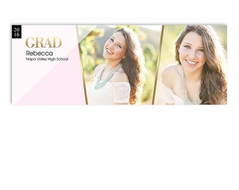 Senior Photography Facebook Cover Template - Inspired - 1272