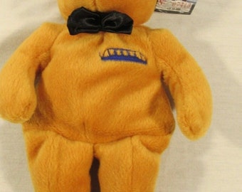 Titanic Bear- Dart Limited Edition #4 Plush Bear Numbered With Tag
