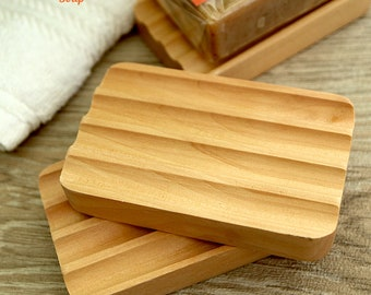 Wooden Soap Dish / Superfly Soap