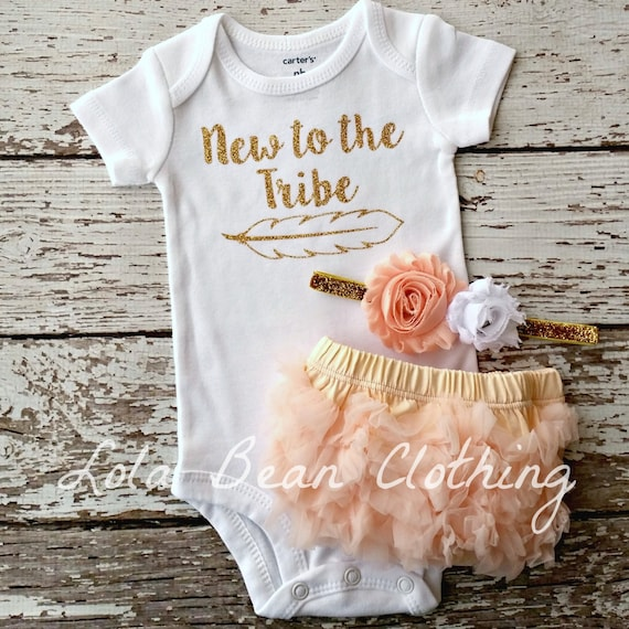 Baby Clothes With Fringes