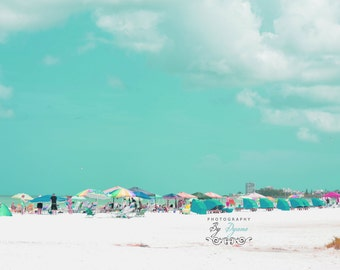 A Day At The Beach Photography Pastel