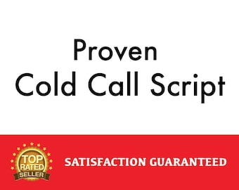The World's Most PERSUASIVE Cold Calling Telemarketing Script - Cold Calling Mastery Guide