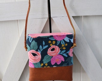 Mini me matching bag Cross-Body (Rifle Paper Co.)