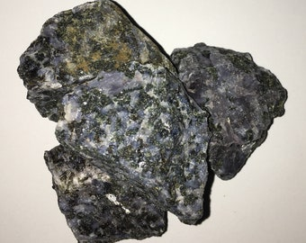 Merlinite -- Indigo Gabbro - Meditation - Healing