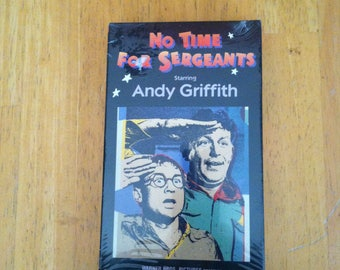 No Time for Sergeants (VHS, 1995) Andy Griffith