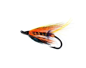 Thunder and Lightning Dressed Salmon Fly Sizes 4 6 8 available