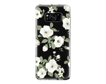Roses | Case For Samsung Galaxy S9 Plus | Floral | Samsung Galaxy S9 case | Samsung S8 Plus case | Samsung Galaxy S8 case| Note 8