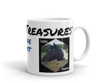 Mug made in the USA Tackful Treasures