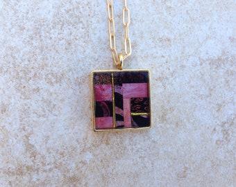 Pink JudiKins pendant Necklace