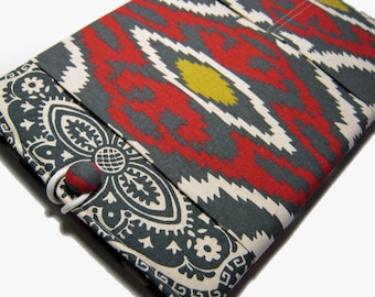 Macbook Air Case, Macbook Air Sleeve, Macbook 12 inch Case, 11 Inch Macbook Air Case, Laptop Sleeve, Ikat