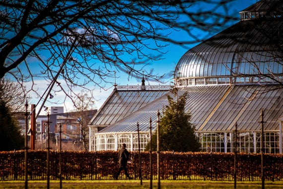 Glasgow, Glasgow Photography, City Photography, Cityscape, Scotland, Scottish, Wall Art, Wall Print, Wall Decor, The Peoples Palace, Photo