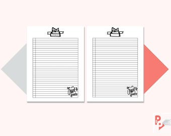 GOALS Happy Planner Printable Inserts, Create 365, Happy Planner Insert, Happy Planner Classic, MAMBI Planner, Instant Download