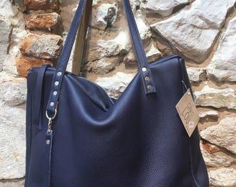 RETRO BLUE BAG