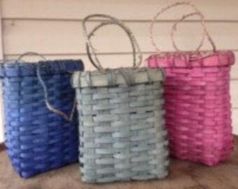 """small gift """"bag"""" basket"""