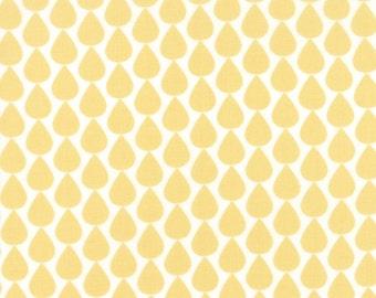 Sundrops Raindrops Dark Yellow by Corey Yoder for Moda, 1/2 yard, 29013 12