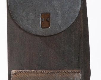 MOON DANCE:Found Object Assemblage, Sculpture,Folk Art