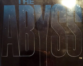 """Unusual Books: """"The Abyss"""" by Orson Scott Card 