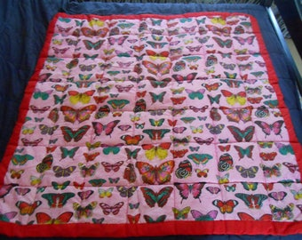 Butterfly Children's Quilt