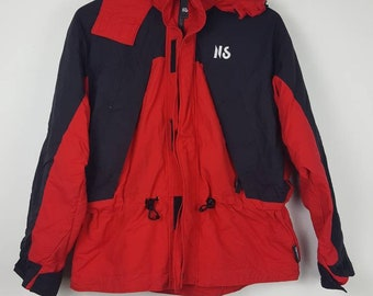 Vintage NICOLE SPORT Ski Wear Jacket With Thermolite Material
