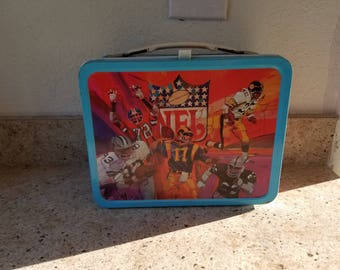 1978 NFL lunch box