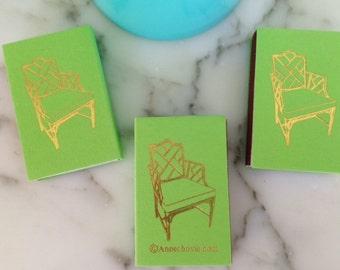PALM BEACH CHAIR Lime Green Matches