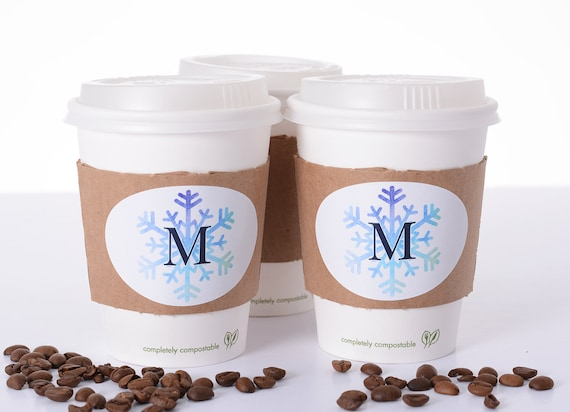 winter wedding supplies 10 wedding coffee cups lids hot