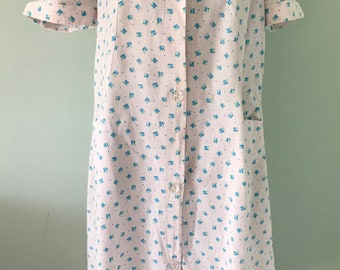 Vintage Housedress/50s Housedress