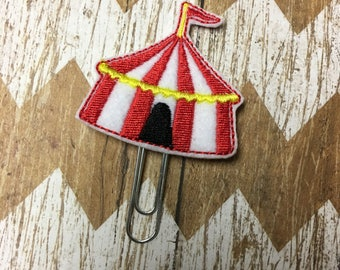 Carnival Planner Clip, Bookmark, Page Clip, Paper Clip, Planner Accessories
