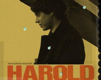 Harold & Maude alternative movie poster