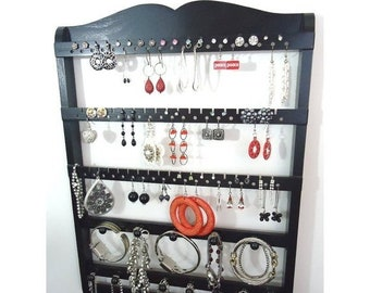 Jewelry storage rack Etsy