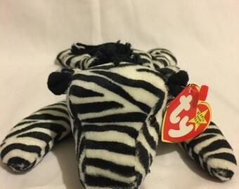 Ty beanie babies Ziggy the zebra