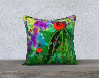 """Cacti Pillowcover ver.3 18"""""""