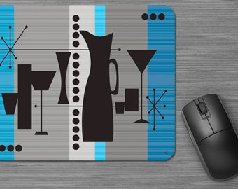 Drink Blues Mouse Pad for Home Office Bar or Whereever