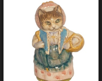 Beswick Beatrix Potter Figurine - Cousin Ribby 1970