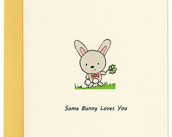 Some Bunny Loves You