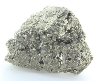 Pyrite Semi-rough Mineral 6-7oz