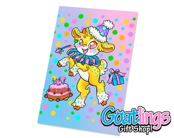 Party Time Postcards
