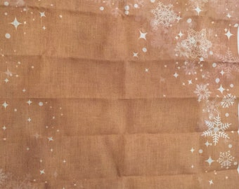 20x17 35 count The Snowfall linen by Primitive Hare
