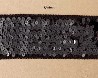 Bouquet Add-On: Limited Quantity 'Quinn' Sequin Wrap