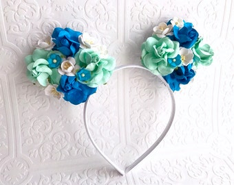 The Blue Minnie Garden Goddess Ears