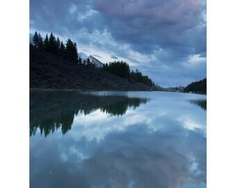 Sunset at Long Lake 2