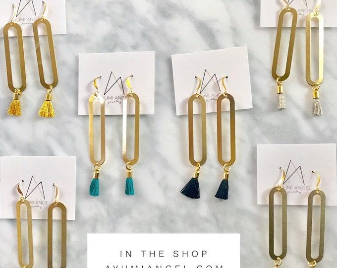 Featured listing image: Caitlynn Tassel Drops