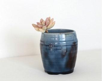Vintage Ceramic Pottery Vase Vessel
