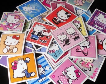 35 cards vintage scrapbooking, cardmaking, collage